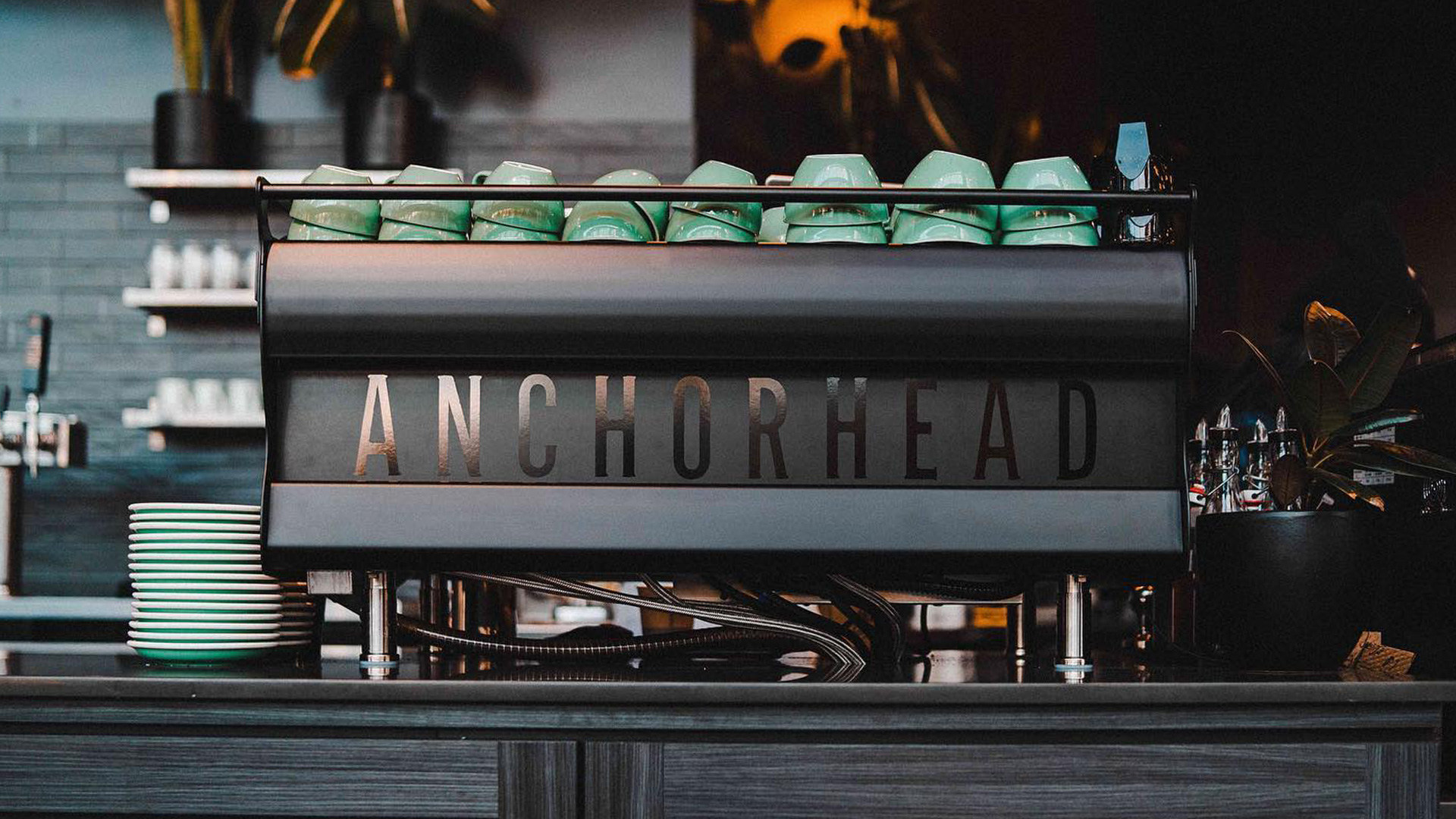 Anchorhead Coffee Seattle - Unsung Studio Branding