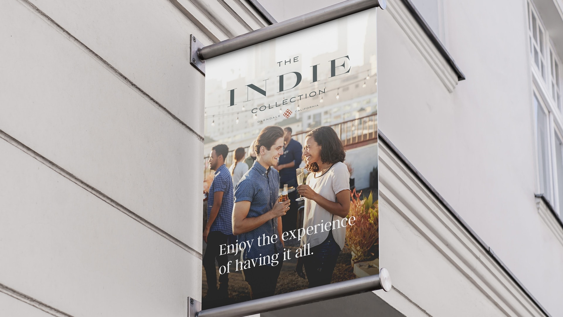 The Indie Collection Banner - Unsung Studio Branding