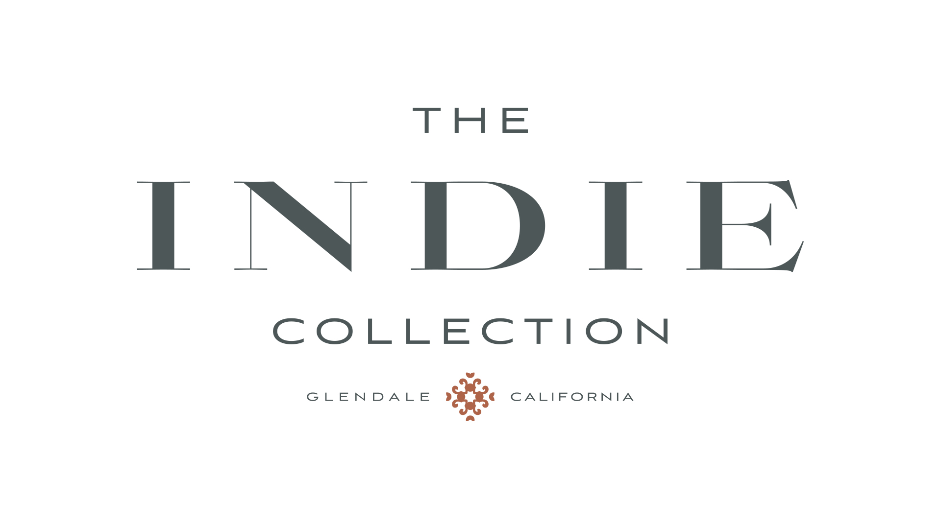 The Indie Collection Logo - Unsung Studio Branding