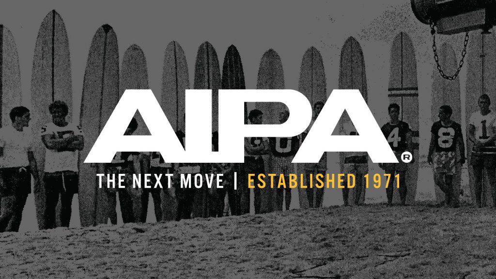 Aipa Surf Logo - Unsung Studio Branding