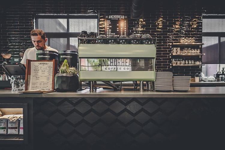 Anchorhead Coffee Co Seattle - Unsung Studio Branding